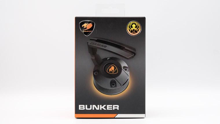 COUGAR BUNKER - 外箱