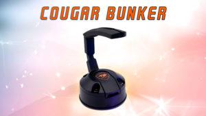 COUGAR BUNKER