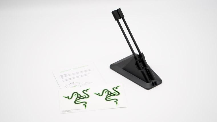 Razer Mouse Bungee V2 - 内容物