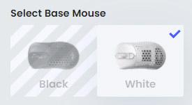 ベースカラーの選択