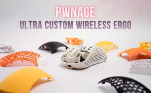 【レビュー】Pwnage Ultra Custom Wireless Ergo - 色にもっと自由を