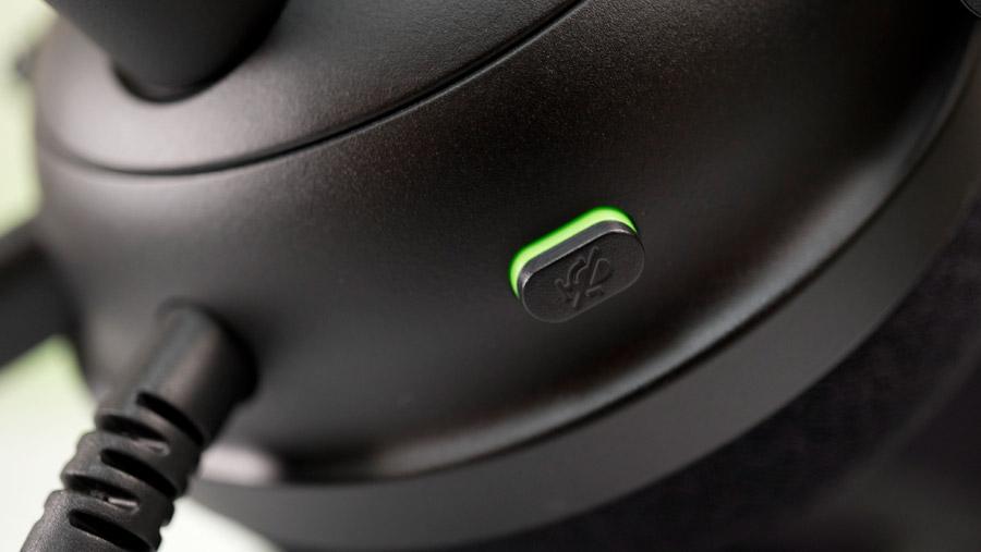 マイクミュートボタン