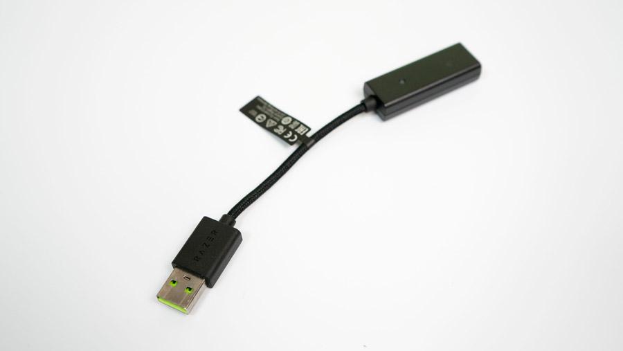 USBサウンドカード