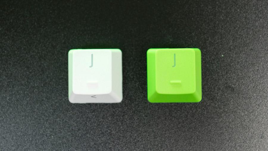 Huntsman Mini 付属のキーと比較