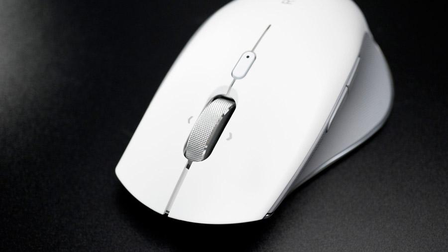 メインマウスボタン