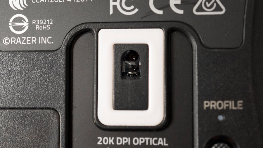 Razer DeathAdder V2 Pro センサー