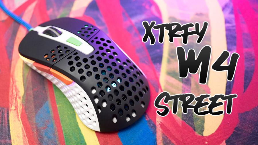 【レビュー】Xtrfy M4 Street - 世界で4000台しかないカラーリングのM4