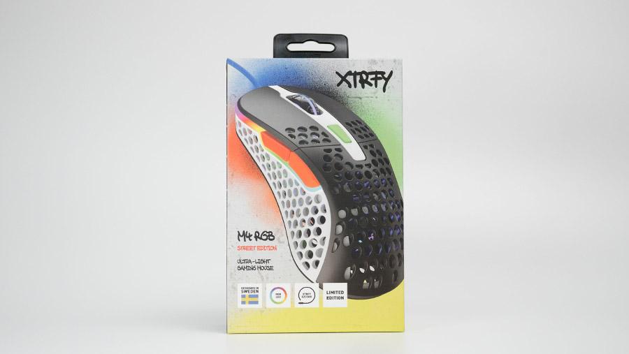 Xtrfy M4 Street 外箱