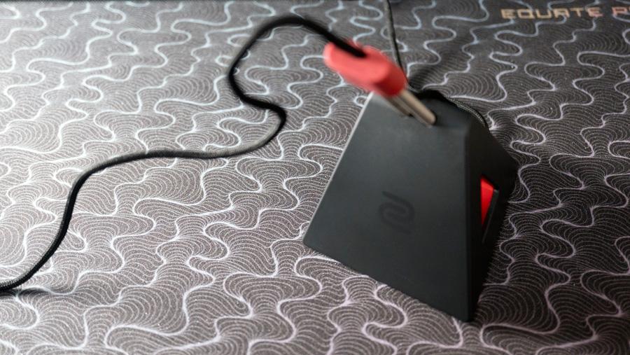 CAMADE II on mousepad
