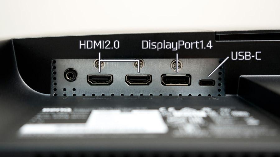 EW3280U インターフェース
