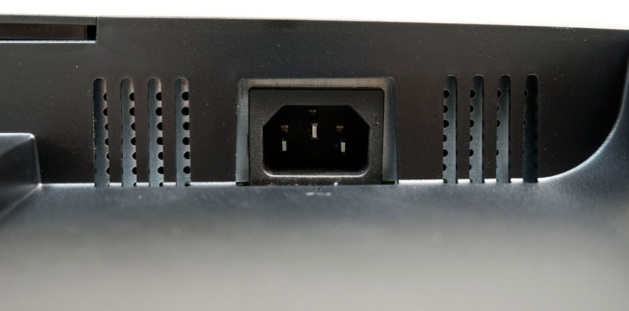 EW3280U 右側インターフェース