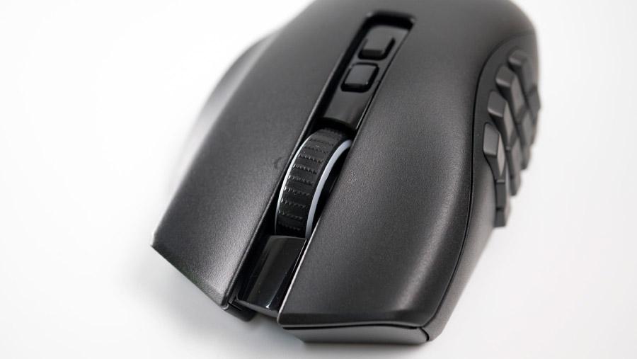 Razer Naga Pro メインボタン