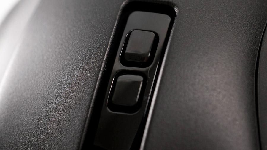 Razer Naga Pro DPIボタン