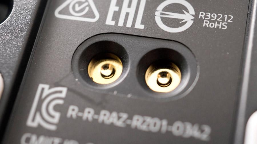 Razer Naga Pro 充電ドック対応