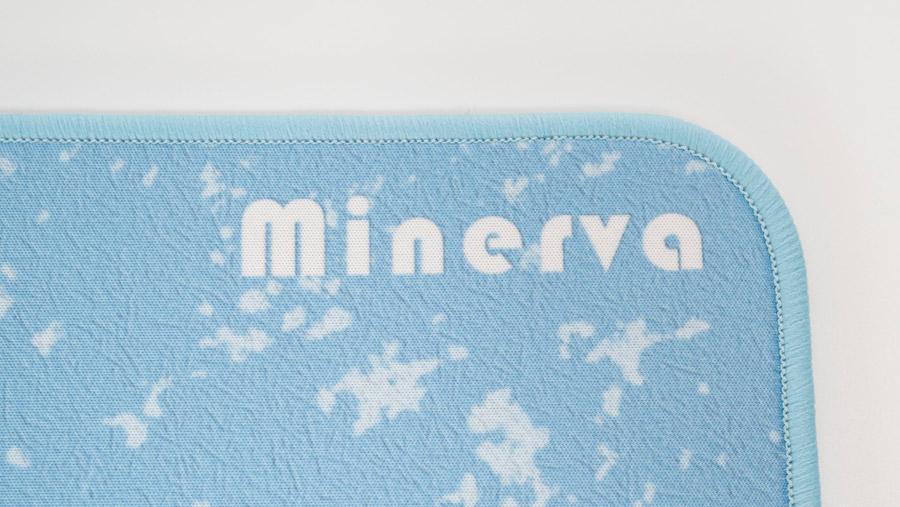Minerva ロゴ