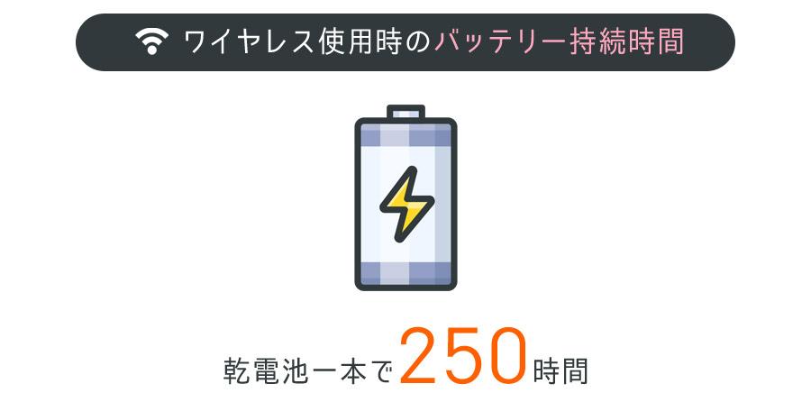 バッテリー寿命