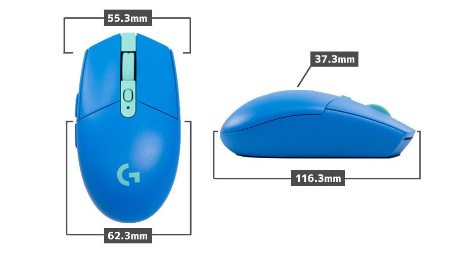 G304 サイズ