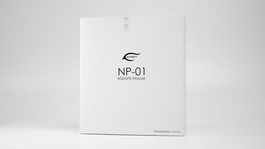 ZYGEN NP-01 外箱