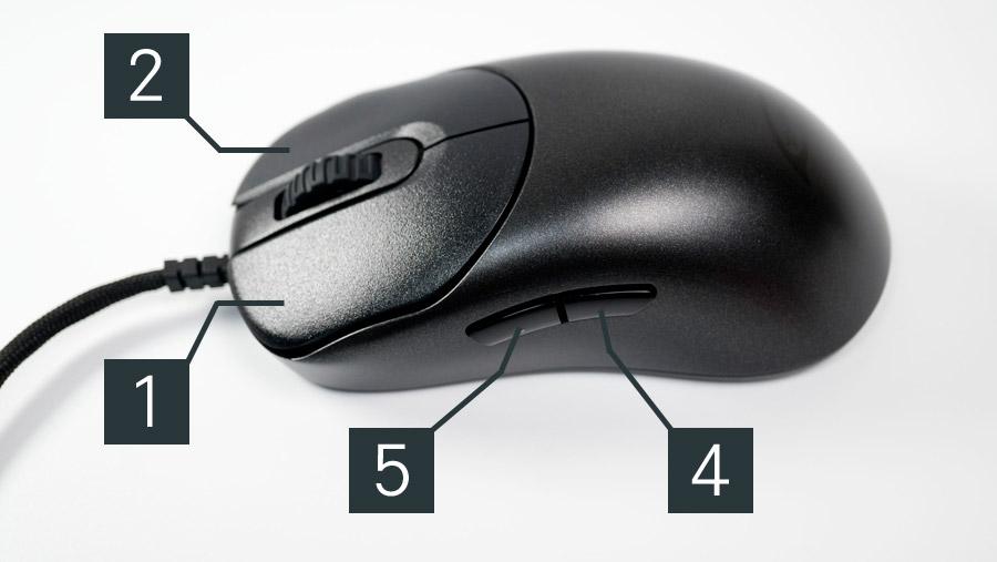 np-01 マウスボタン