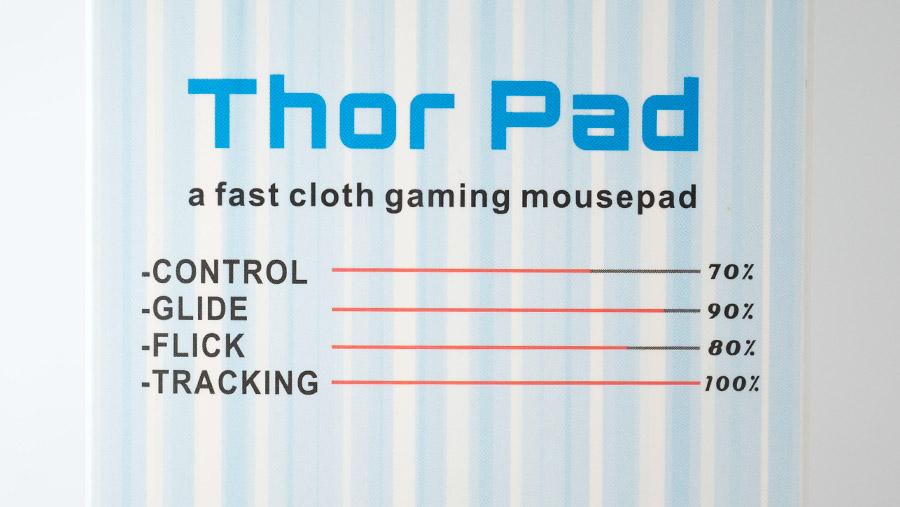 Thor 外箱のステータス