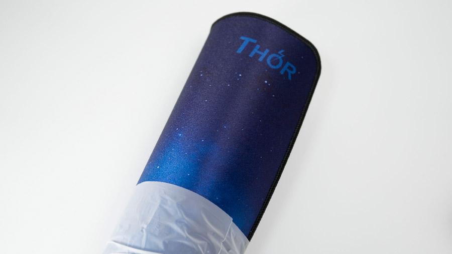 Thor 薄い袋から出す