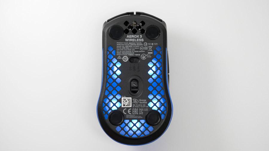 Bluetooth コネクション探し