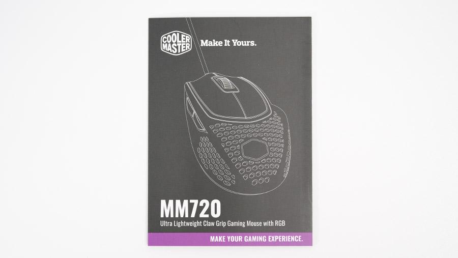 MM720 簡易説明書