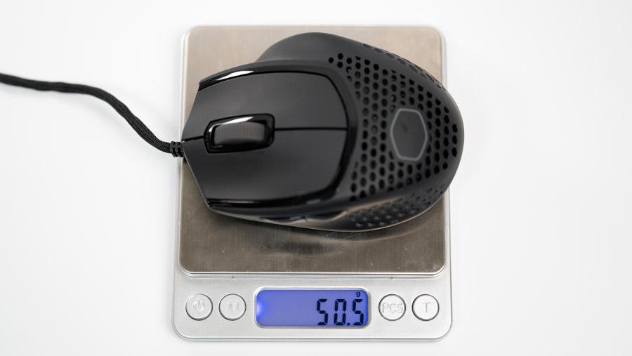 MM720の重量