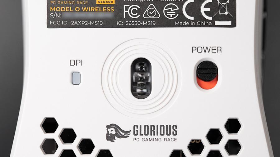 Model O Wireless BAMFセンサー