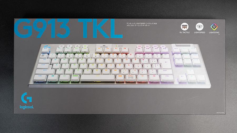 G913tkl 外箱