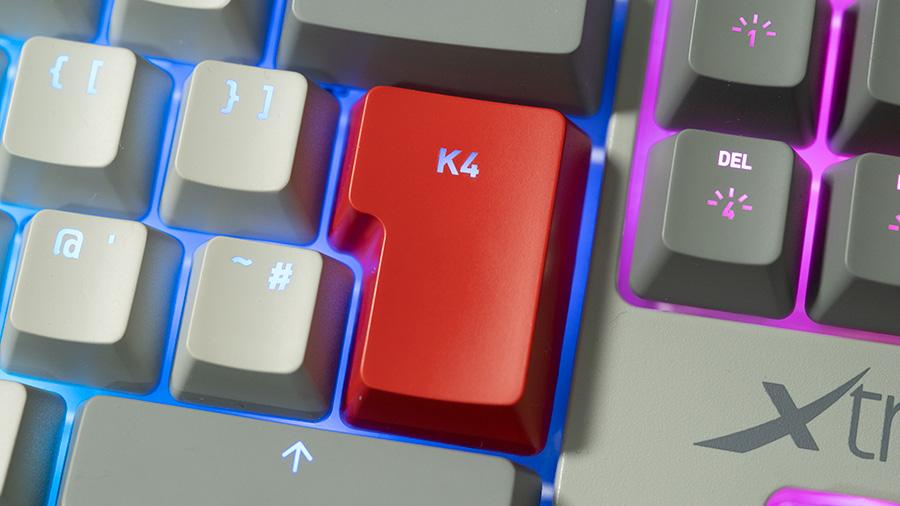 Xtrfy K4 ENTERKEY