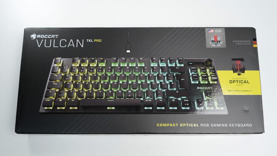 ROCCAT Vulcan TKL Pro 外箱