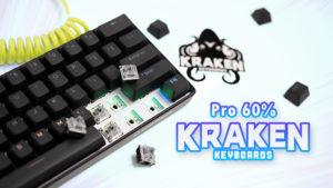 Kraken Pro 60% レビュー