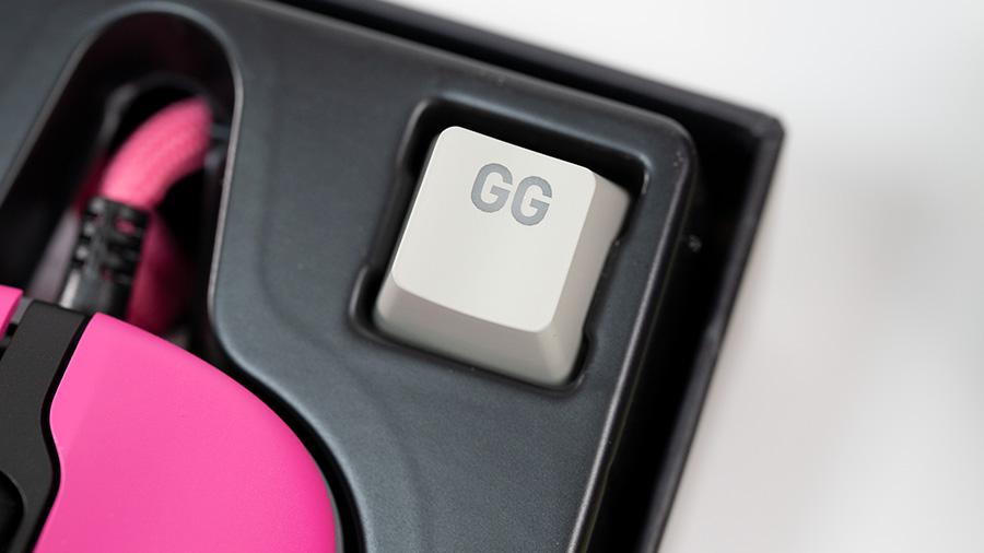 GGキーキャップ