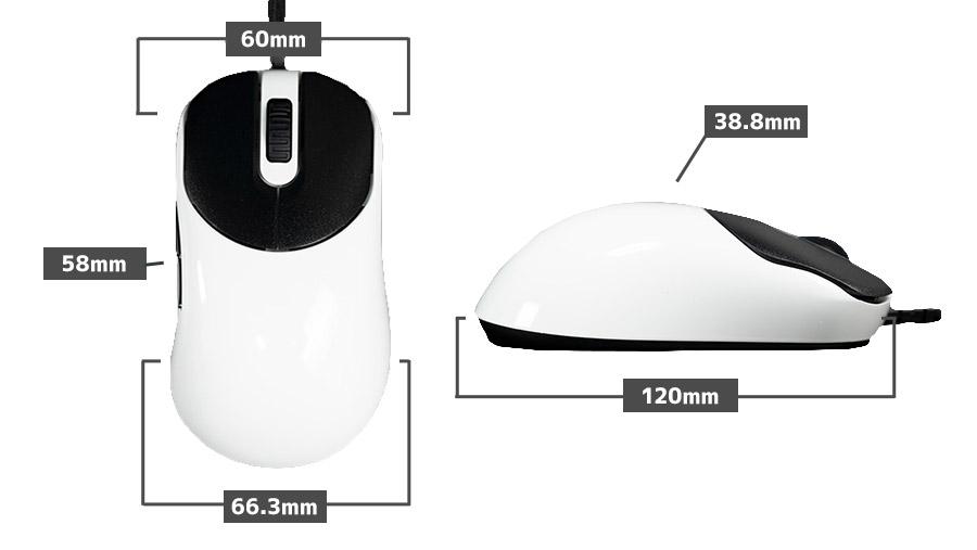 NP-01G サイズ