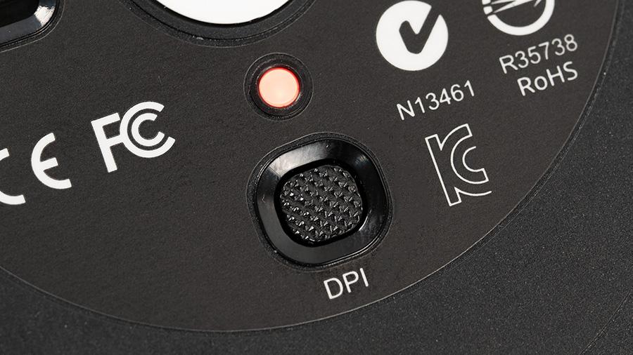 DPIボタン