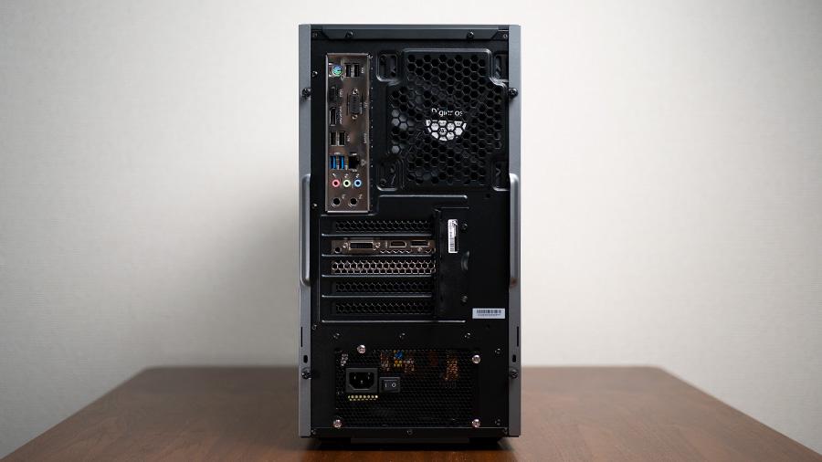RM5C-G60S リアパネル