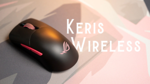 ASUS ROG Keris Wireless レビュー