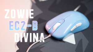 ZOWIE EC2-B DIVINA Blue レビュー