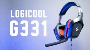 Logicool G331 レビュー