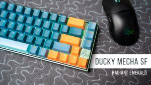 Ducky Mecha SF レビュー