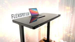 FLEXISPOT EG8 レビュー